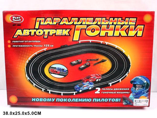 **Авто-трек»Параллельные гонки»(М0807)