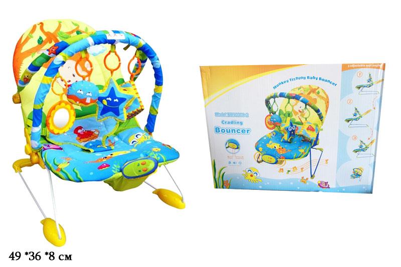 ##Кресло-качалка для маленьких,до 9 кг.(9380024)