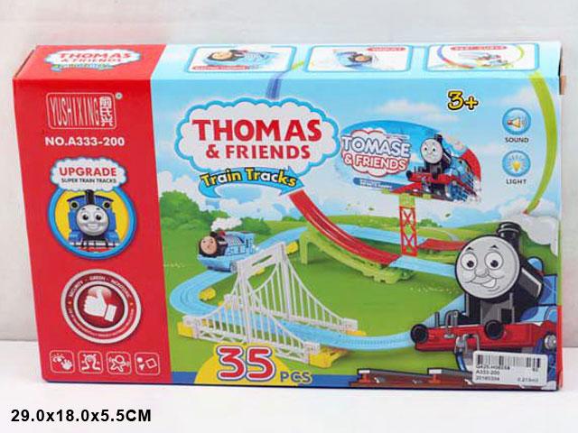 **Железная дорога»Томас и его друзья»(Б333-200)