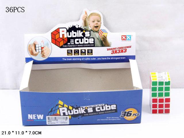 **Кубик рубик.36 шт-по 25 руб.(Н8805) Цена за 36 штук.