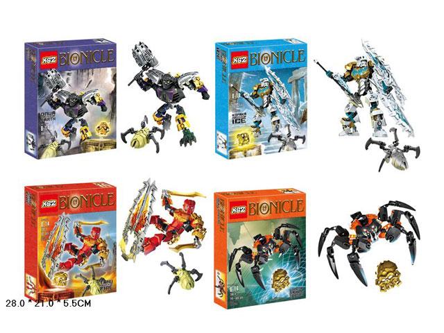 **Конструктор в кор.»Бионикл»(Г708-14)