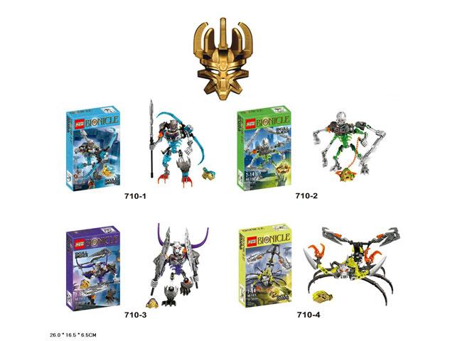 **Конструктор в кор.»Бионикл»(Г710-1)
