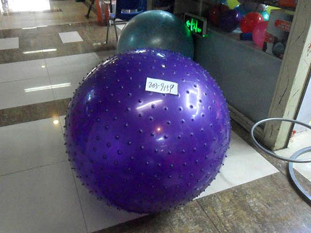 **Мяч резиновый,массажный.(Т03-9159) Диаметр 50см.