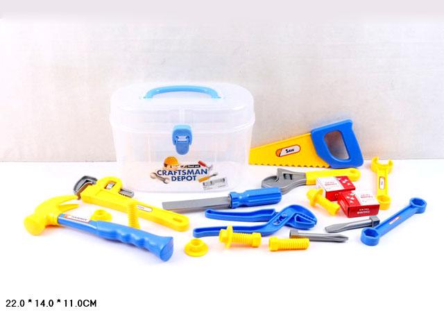 **Набор инструментов,в чемодане.(Г6401-2)