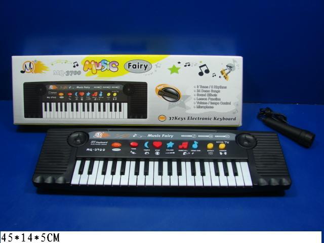 **Детский синтезатор с микрофоном.(Б3700)