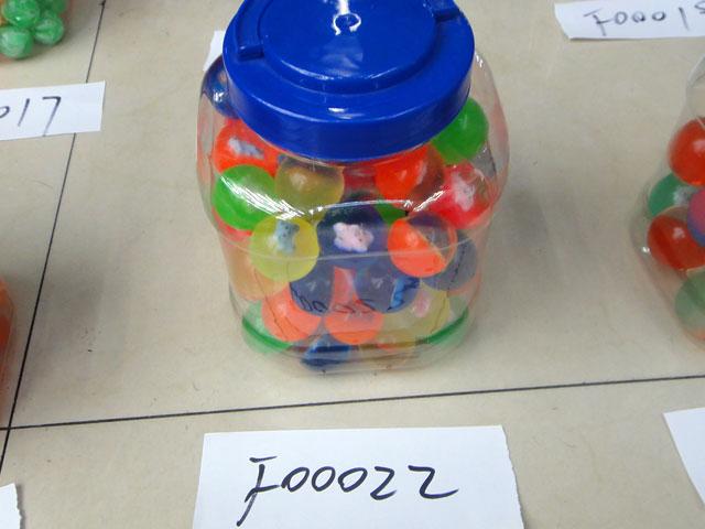 **Мячи прыгуны в банке.2,8см. 60шт-по 9 руб.(Н00022) Цена за упак.