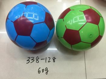 Мяч резиновый»Футбол»22см.(8128)