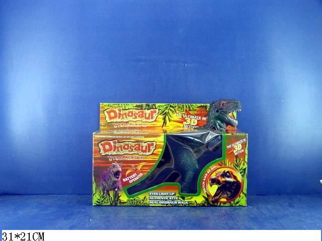 **Динозавр на батар.ходит,кричит.(Б1009)