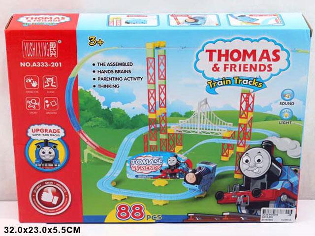 **Железная дорога»Томас и его друзья»(Б333-201)