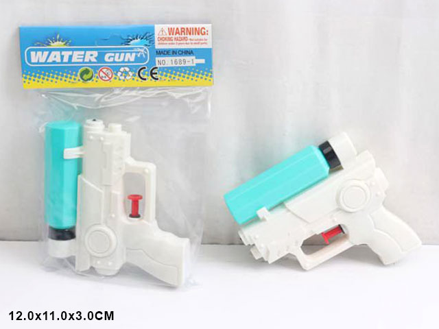 **Пистолет стреляет водой.(Т1689-1)