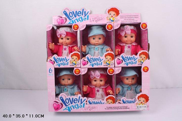 Кукла пупс.(2028-3) Цена за 1 штуку.