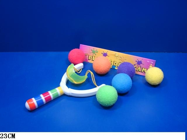 Рогатка с мягкими шариками.(К051-6)