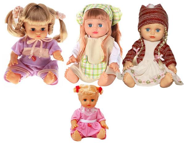 Кукла»АЛИНА»в рюкзаке, с русской озвучкой,в ассорт.(0000)
