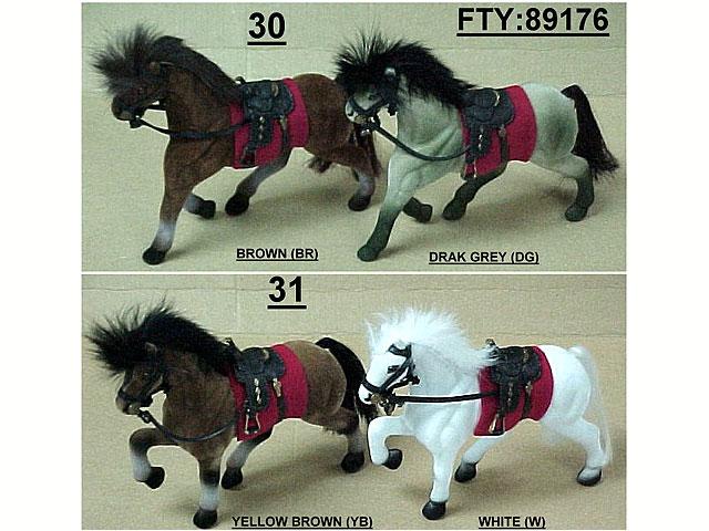 **Лошади в ассортименте.(Н30-31) Цена за 1 шт.