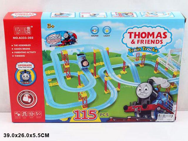 **Железная дорога»Томас и его друзья»(Б333-202)