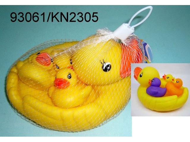 **Уточки резиновые для купания.(Н2305)