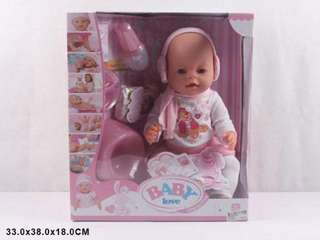 **Кукла»BABY LOVE»(ДВЛ010В)