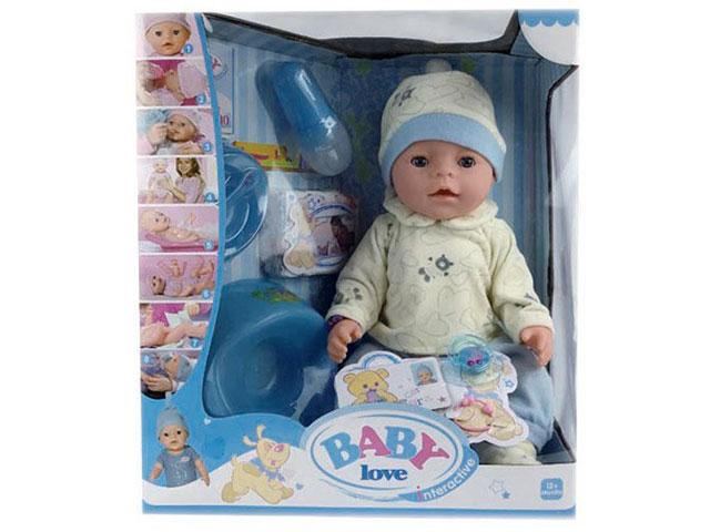 **Кукла»BABY LOVE»(Д030Е)