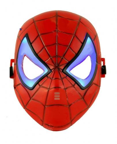 (К) Маска паука.(Светящиеся)Арт.WY161D