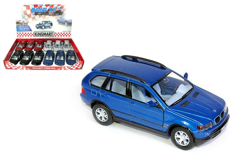 Маш.металл. KT5020D  BMW X5. Размер.12*5см.откр.двери.