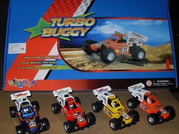 """(П)Машинка металл.""""Turbo Buggy""""(Гонка) Арт.KS 5106D."""