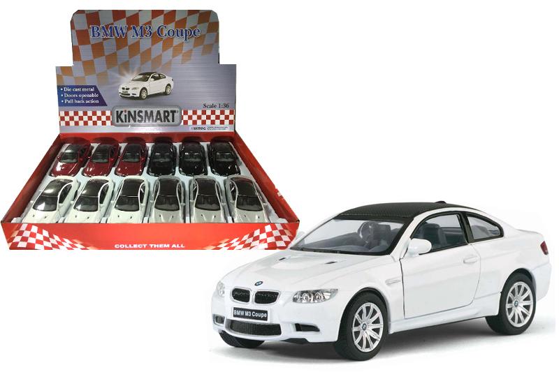 Маш.металл.  KT5348D BMW M3 Coupe 2009. Размер.12*5см.откр.двери.