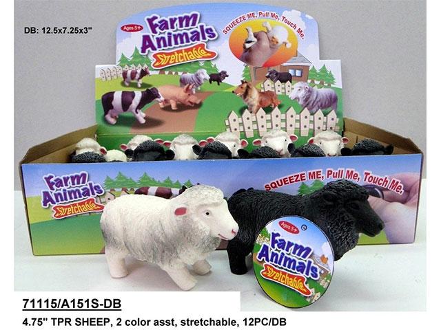 (C)Животные.Овца-тянучка.Арт.НА151S.