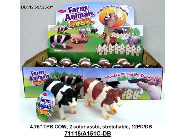 (С)Животные.Корова-тянучка.Арт.НА151С-ДБ.