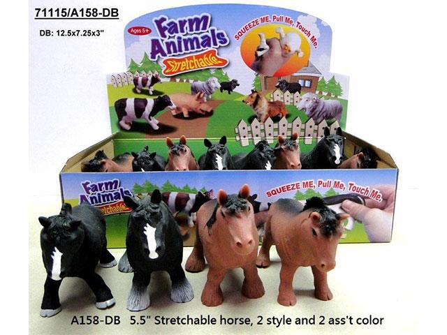 (С)Животные.Лошади-тянучки.Арт.НА158ДБ.
