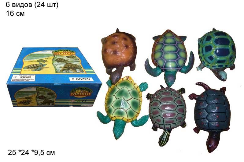 """(П)20.Резиновые животные.""""Черепаха-тянучка""""16см.Арт.A009PD."""