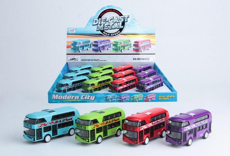(Д)9.Автобус металл.2-эт.Арт.M8548-012