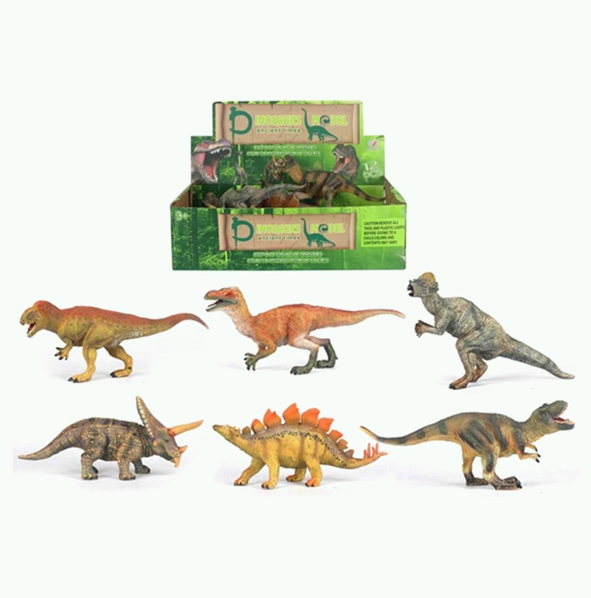 (Д) Динозавры в ассортименте.Арт.Q9899-315
