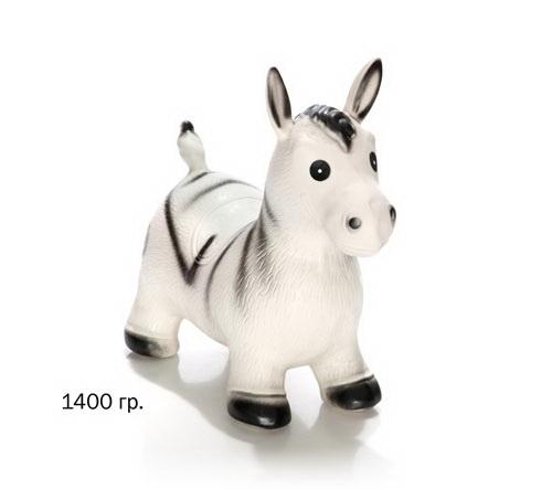 Надувной ослик,для прыжков на ослики. Нагрузка до 40 кг.Арт.5455-20