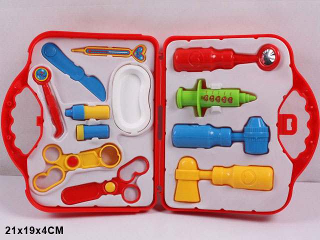 ZZZ. Набор доктора,в чемоданчике.Арт.Д3215