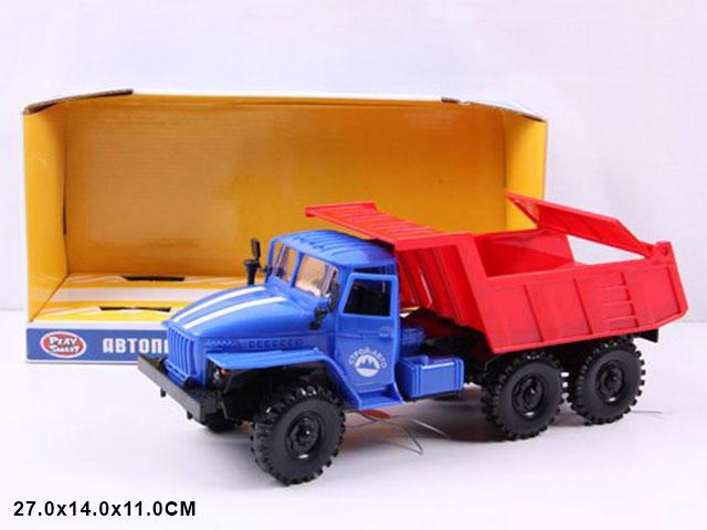 ZZZ. Машина грузовик,инерц.Арт.B9465A