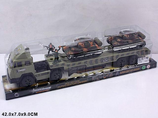 """ZZZ.Авто-перевозчик.""""Военный""""Арт.B871C."""